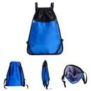 Custom Waterproof Nylon Backpack., 17 3/4
