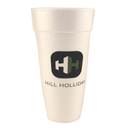 Custom 24 Oz. Beverage Foam Cup