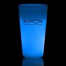 Custom 16 Oz. Blue Glow Cup