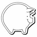 Custom PIG1 - Indoor NoteKeeper™ Magnet