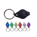 Custom Mini Keychain LED Flashlight, 1 1/2