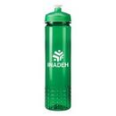 Custom 24 oz. PolysureOut Of The Block Bottle, 10 1/4