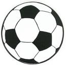 Custom Soccer Pin, 1