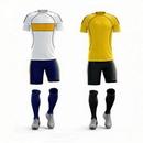 Soccer Uniform Custom Design Football Jersey