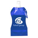 Custom 16.9 Oz. Wave Collapsible Water Bottle