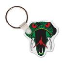 Custom Snake Animal Key Tag