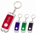 Custom LED flashlight keychain, 2 5/8
