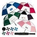 Custom Mach 1 Vented Umbrella