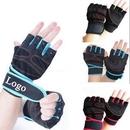 Custom Half-finger Sports Gloves, 7