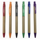 Custom Paper Ballpoint Pen, 5.43