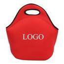 Custom Zippered Neoprene Lunch Bag, 11 3/4
