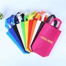 Custom Eco-friendly Non-Woven Bag, 9 13/16