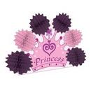 Custom Princess Crown Popover Centerpiece, 10