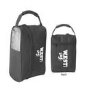 Custom 600D Ripstop Deluxe Shoe Bag, 13 1/2