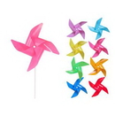 Custom Pinwheel With Plastic Stick, 9