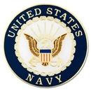 Custom Military- U.S. Navy Pin