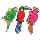 Custom Tissue Exotic Birds, 17