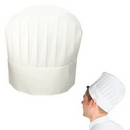 Custom Disposable Non-woven Chef Cap, 11 1/2