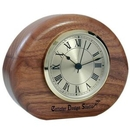 Custom Wood Global Vision Clock
