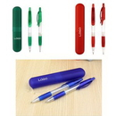 Custom 2 In 1 Pen/Pencil Set, 5 7/10
