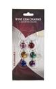 Wine Gem Charms 6 Piece Set