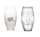 Custom 23 Oz. Tall Football Shape Glass, 2 5/8