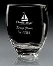 Custom Giocoso Vase Award (7 1/4