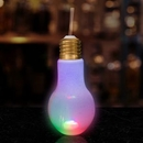 Custom 16oz LED Light Bulb Cup with Straw, 7