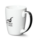 Custom Cheshire Mug - 11oz White/Black