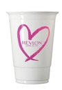 Custom 16 Oz. Economy Plastic Cups - High Lines