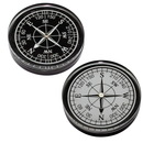 Custom Large Compass in Black or White