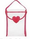 Custom Sweet Heart Handy Accessory Bag (5-1/2