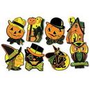 Custom Halloween Cutouts, 9 1/2