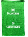 Custom Budget Rally Hemmed Towel (11