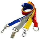 Custom Polyester Lanyards With Rush Service, 3/4