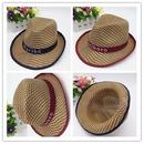 Custom Fedora Hats Unisex Charm Beach Hat, 23