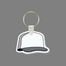 Custom Key Ring & Punch Tag - Baseball Cap
