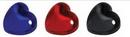 Custom Crystal Heart Paperweight, 2 3/4