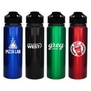 Custom 24 oz. Aluminum Bottle, 3