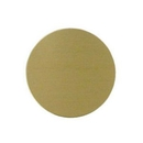 Custom Satin Brass Disc For Engraving (4