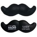 Custom Moustache Squeezie(R) Stress Reliever, 5.5