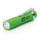 Custom The Cotee LED Flashlight - Lime Green, 0.8125
