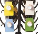 Custom Wine Bottle Paper Tags/ 4 Colors