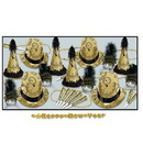 Custom The Gold Midnight New Year Assortment For 50