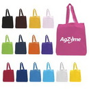 Custom Economy Tote with Gusset -- Colored Bags, 15