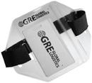 Custom Armband ID Holder