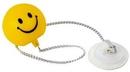Custom Happy Face Bath Tub Plug, 2 1/2