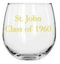 Custom 16 Oz. Stemless Wine Glass