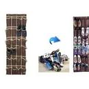 Custom 24-case Multilayer Suspension Type Mesh Shoe Organizer, 17 7/10