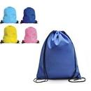 Custom 210D Polyester Drawstring Backpack, 17